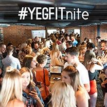 YEGFitness Industry Night