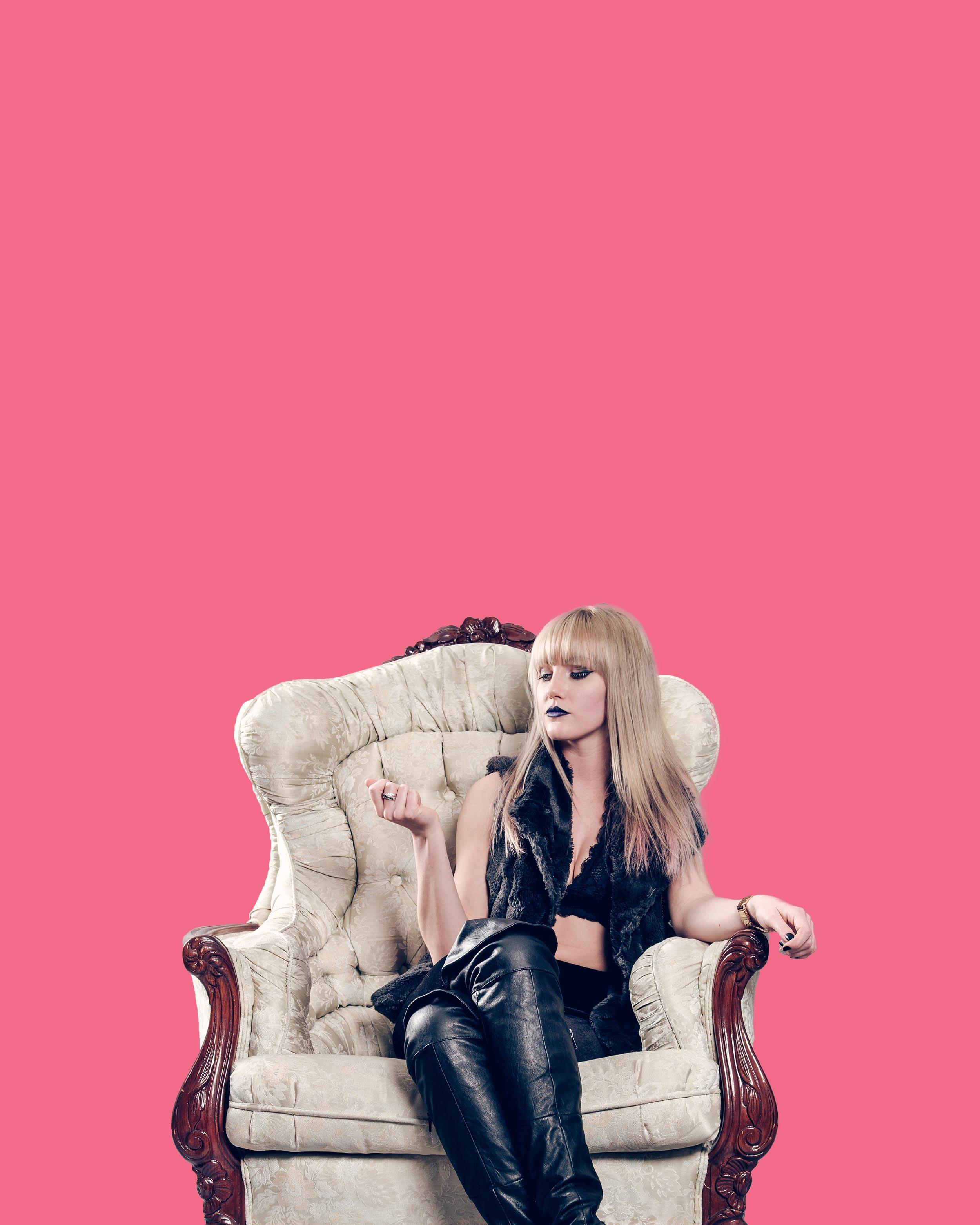 Jackie-Pink